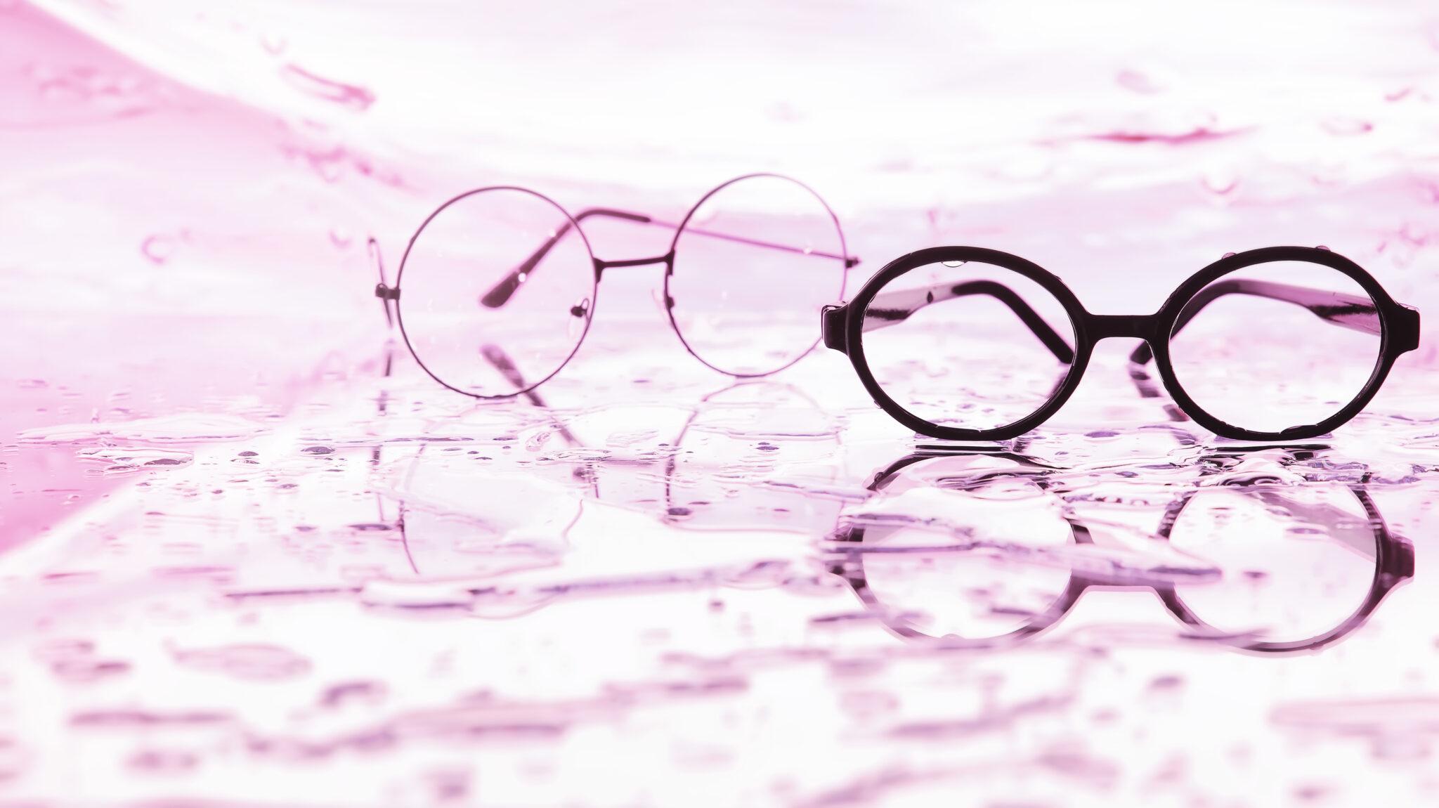 Como desinfectar correctamente tus gafas de virus y bacterias